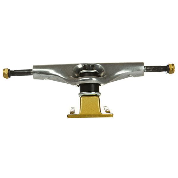 Подвески для скейтборда 2шт. Footwork Lowrider Grey/Gold 5.5 (21 см) - 8566 -69