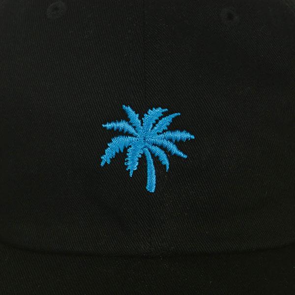 Бейсболка классическая Eastcoast Palm Black - 8566 -76