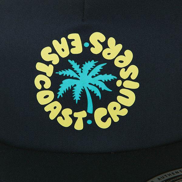 Бейсболка с прямым козырьком Eastcoast Shore Navy - 8566 -82