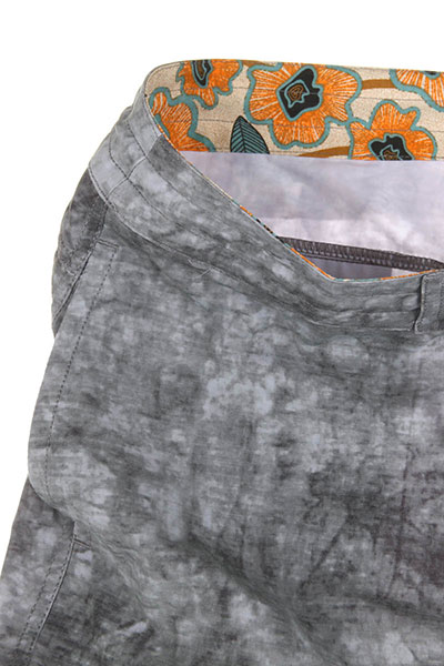 Шорты Rip Curl Sun Drenched Layday Charcoal Grey