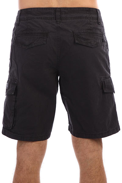 Шорты классические Rip Curl Trail Walkshort Anthracite