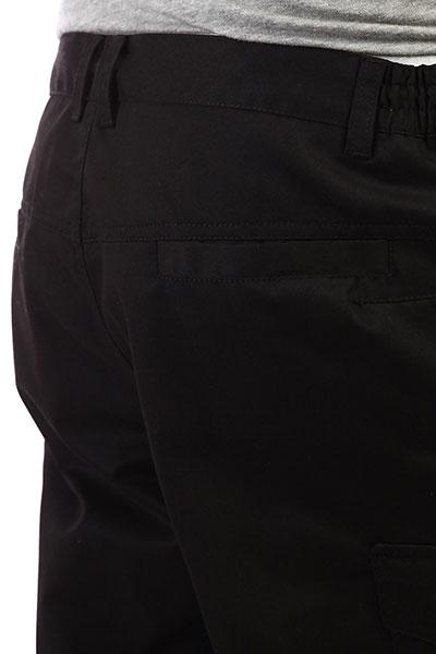 Штаны прямые M.A.R.K Cargo Black