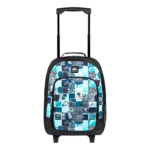Рюкзак городской QUIKSILVER Wheelie Burstii Blue Atoll