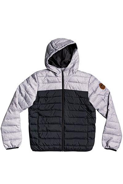 Детская куртка QUIKSILVER с капюшоном Scaly Mix
