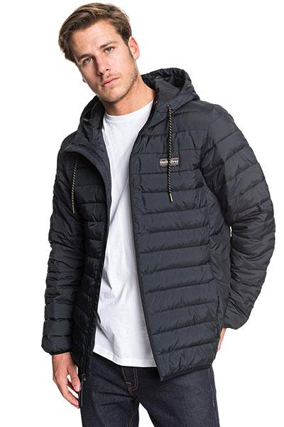 Куртка QUIKSILVER Scalyhood Black