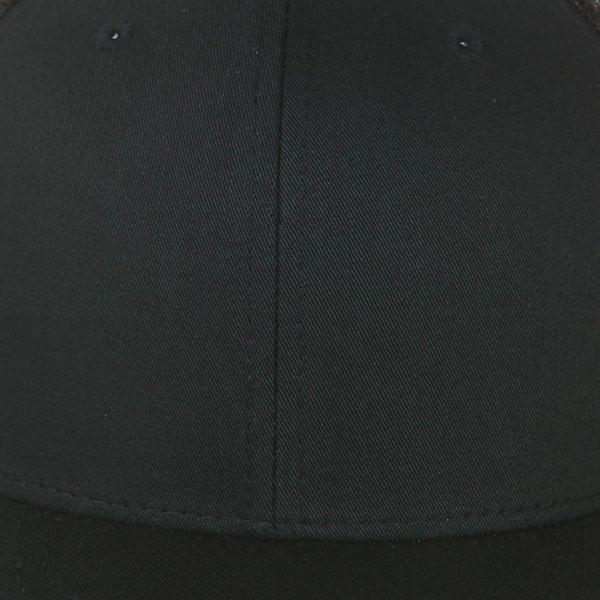 Бейсболка с сеткой Yupoong 6511 Dark Navy