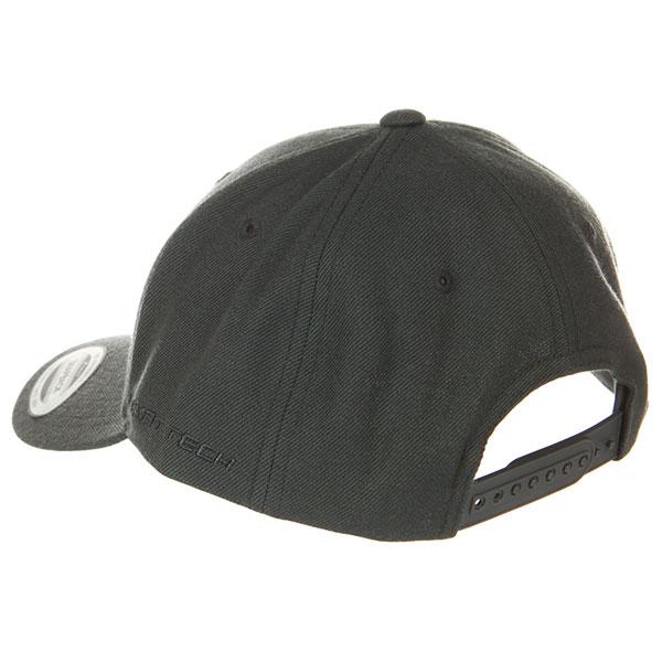 Бейсболка классическая Yupoong 6789m Dark Grey