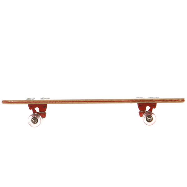Фингерборд Turbo-FB Копии советских скейтбордов Red/Silver/Clear - 8585-21