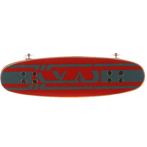 Фингерборд Turbo-FB Копии советских скейтбордов Yellow - 8585-23