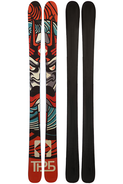 Лыжи Turbo-FB Samurai