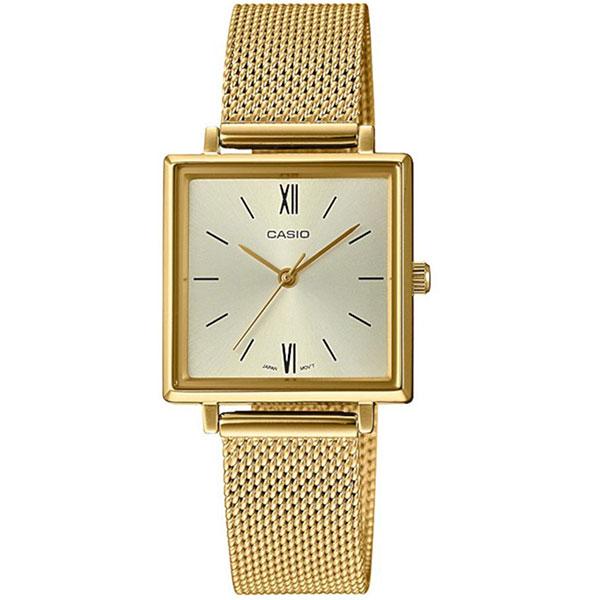 Кварцевые часы Casio Collection Ltp-e155mg-9bef Gold