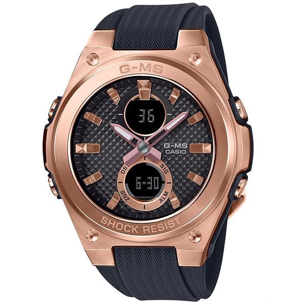 Кварцевые часы Casio Baby-g msg-c100g-1aer Bronze/Black