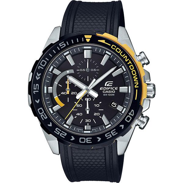 Кварцевые часы Casio Edifice efr-566pb-1avuef Black