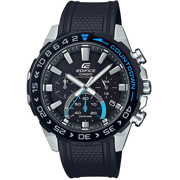 Кварцевые часы Casio Edifice efs-s550pb-1avuef Black