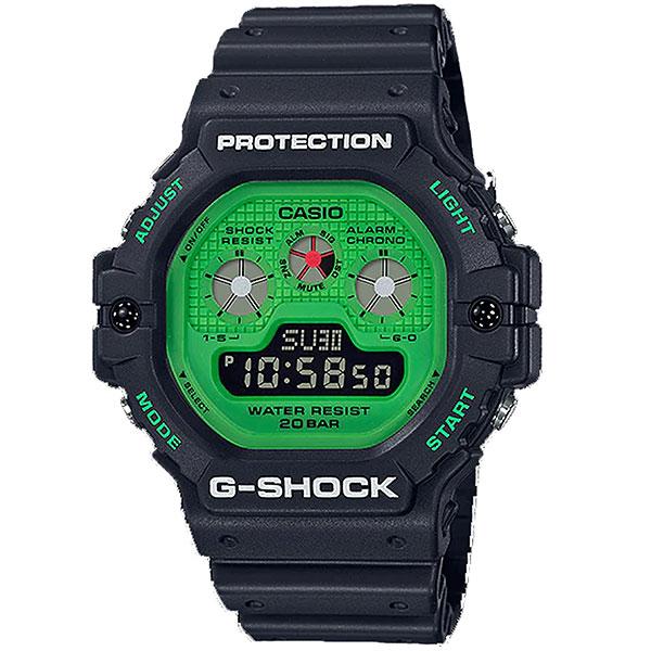 Электронные часы Casio G-Shock dw-5900rs-1er Black