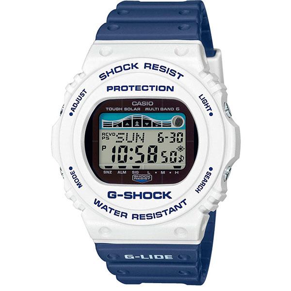 Электронные часы Casio G-Shock Gwx-5700ss-7er White