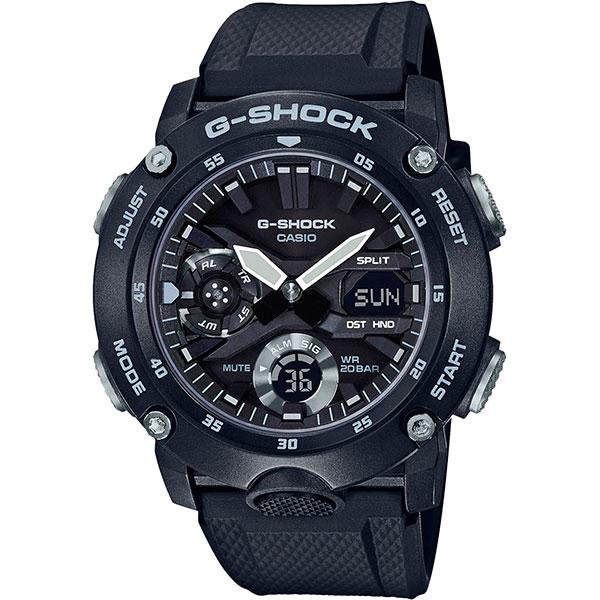 Кварцевые часы Casio G-Shock Ga-2000s-1aer Navy