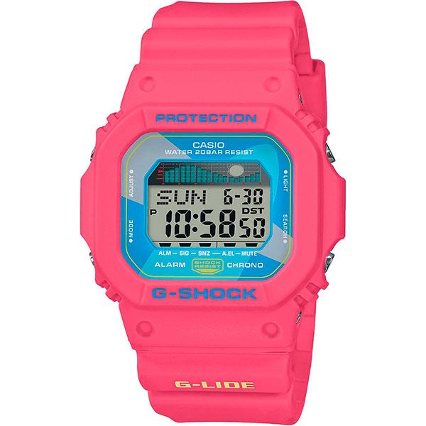 Электронные часы женские Casio G-Shock Glx-5600vh-4er Pink
