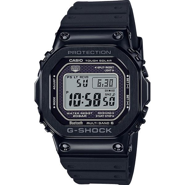 Электронные часы Casio G-Shock Gmw-b5000g-1er Black