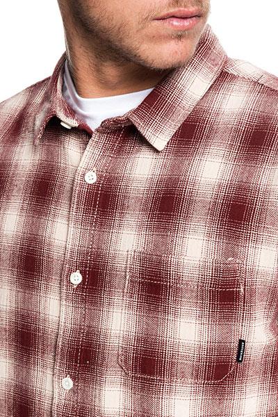 Рубашка в клетку QUIKSILVER Incagoldche Brazilian Sand Inca