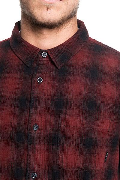 Рубашка в клетку QUIKSILVER Incagoldche Andorra Inca Check8