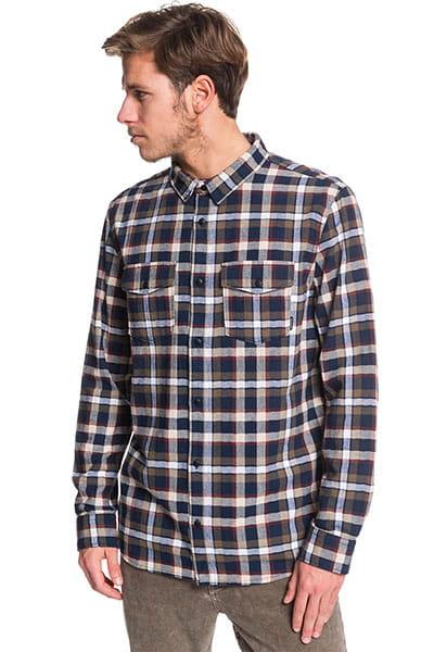 Рубашка QUIKSILVER с длинным рукавом Snap Down