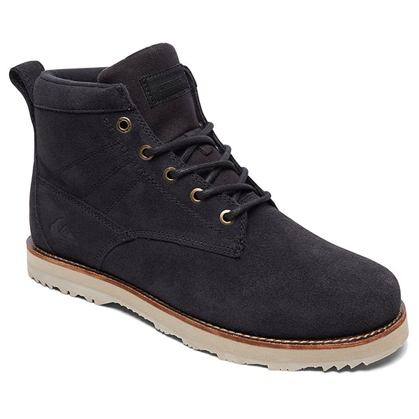 Ботинки высокие QUIKSILVER Gart Grey-8652-90