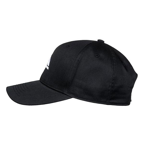Бейсболка классическая QUIKSILVER Decades Black-8652-91