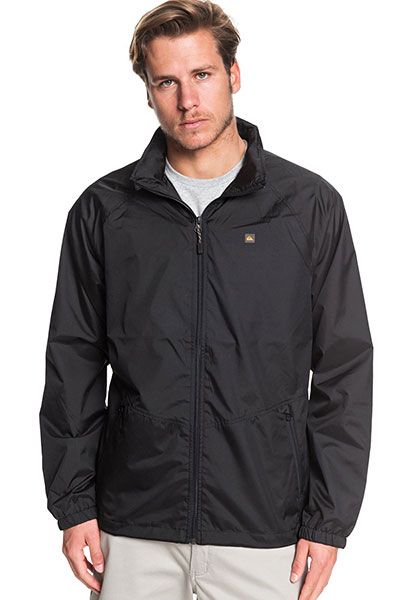 Ветровка QUIKSILVER Shell Shock Black-8652-125
