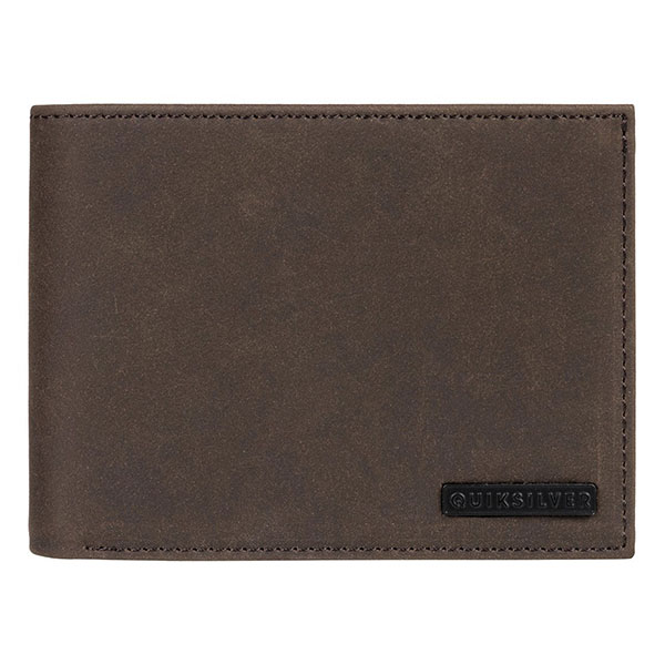 Кошелек QUIKSILVER Bridgiesiii Chocolate Brown