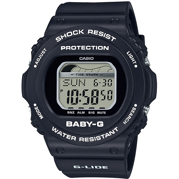Электронные часы Casio G-Shock Baby-g Blx-570-1er Black