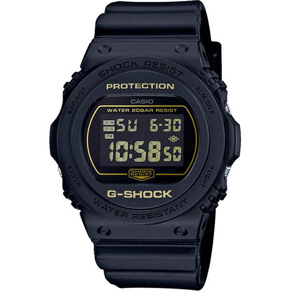 Электронные часы Casio G-Shock Dw-5700bbm-1er Black