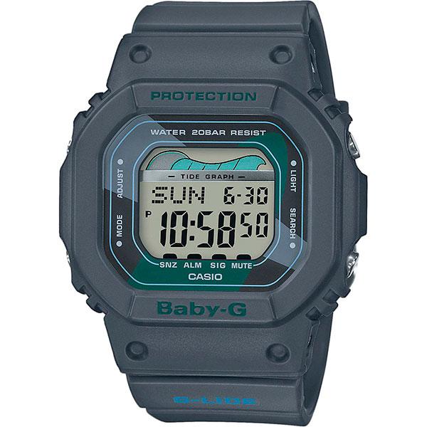 Электронные часы женские Casio G-Shock Baby-g Blx-560vh-1er Grey