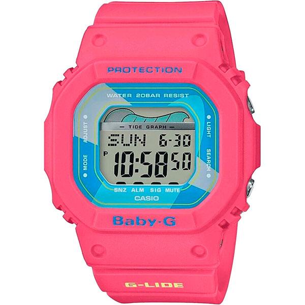 Электронные часы Casio G-Shock Baby-g Blx-560vh-4er Pink