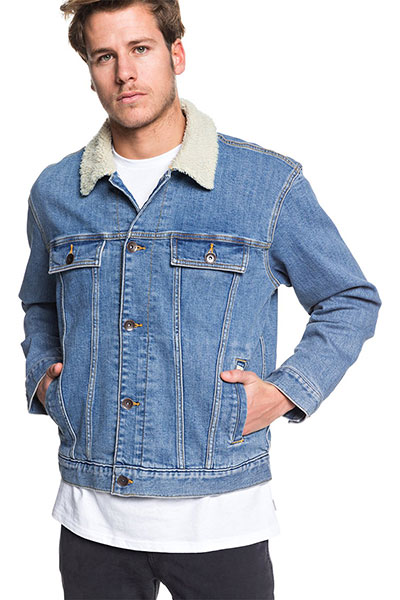 Джинсовая куртка QUIKSILVER Quiksilver