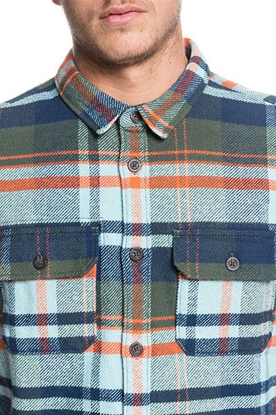 Рубашка QUIKSILVER с длинным рукавом Howe Waters
