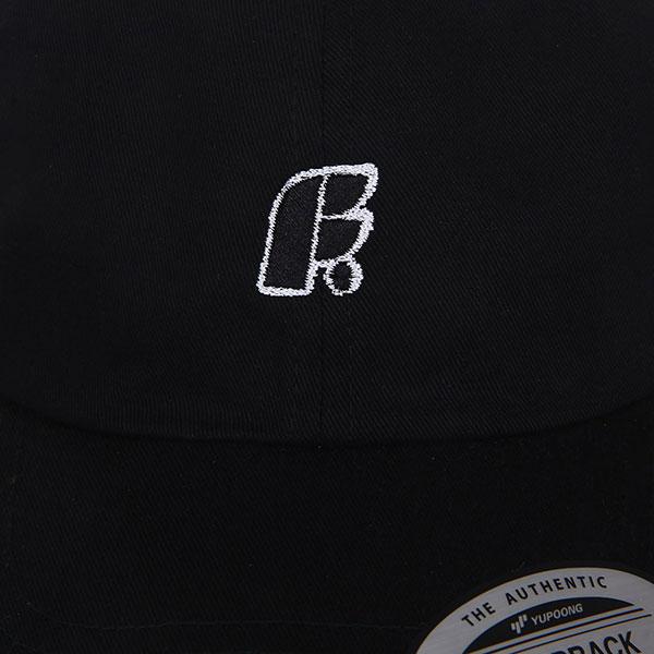 Бейсболка классическая Footwork Icon Black