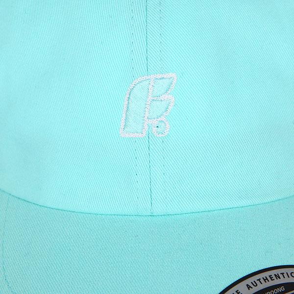 Бейсболка классическая Footwork Icon Diamond Blue