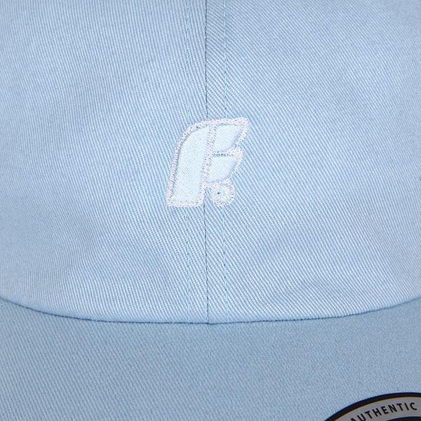 Бейсболка классическая Footwork Icon Light Blue