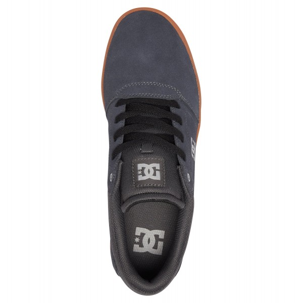 Кеды низкие DC Shoes Crisis Charcoal