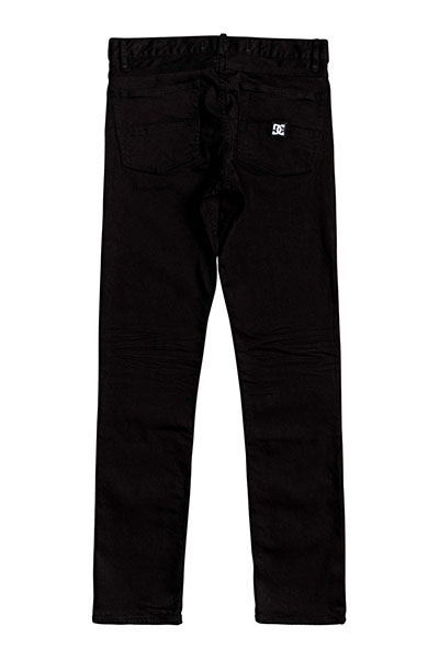 Джинсы узкие DC Shoes Worker Slim Black