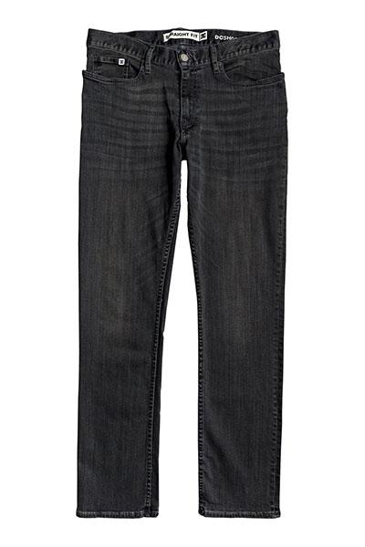 Прямые джинсы DC SHOES Worker Medium Grey
