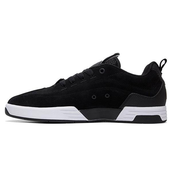 Кроссовки DC Shoes Legacy 98 Vac Black/White-5
