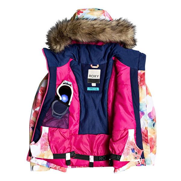 Детская  сноубордическая куртка ROXY  Jet Ski