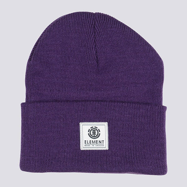 Шапка Element Dusk Ii Beanie Acai