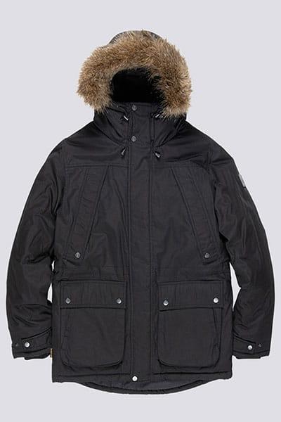 Куртка зимняя Element Fargo Flint Black