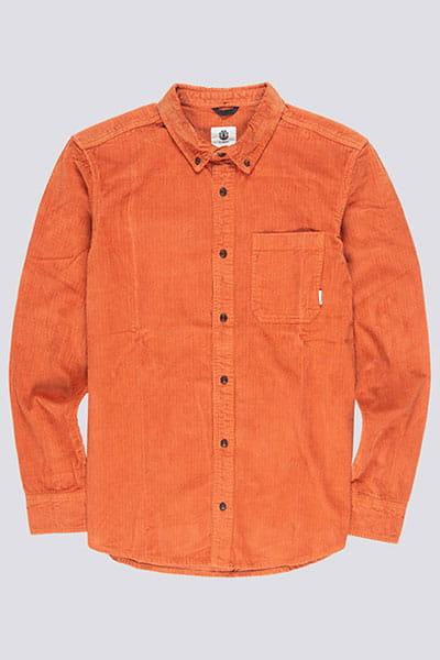 Рубашка Element Lumber Cord Ginger Bread