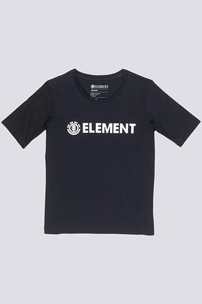 Футболка Element Logo Black
