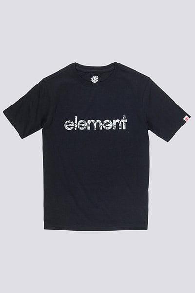 Футболка детская Element Verse Boy Flint Black