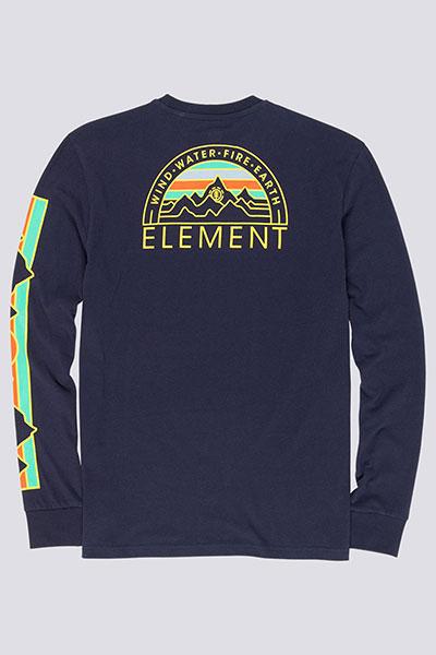 Лонгслив Element Odyssey Ls Eclipse Navy